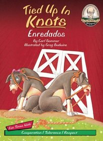 Tied Up In Knots/ Enredados (Another Sommer-Time Story Bilingual)