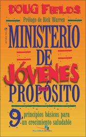 Ministerio de J�venes con Prop�sito