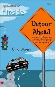 Detour Ahead (Harlequin Flipside, No 35)