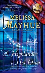 A Highlander of Her Own (Daughters of the Glen, Bk 4)