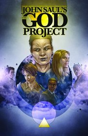 John Saul's The God Project: Graphic novel