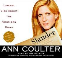 Slander (Audio CD) (Abridged)