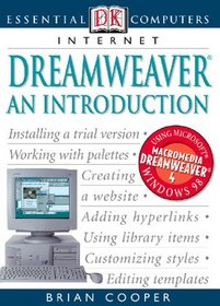 DreamWeaver: An Introduction (Essential Computers)