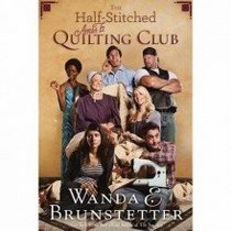 The Half-Stitched Quilt Club