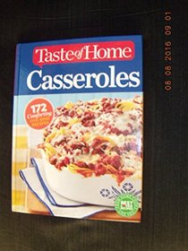 Taste Of Home Casseroles 172 Comforting One-Dish Recipes
