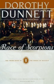 Race of Scorpions (House of Niccolo, Bk 3)