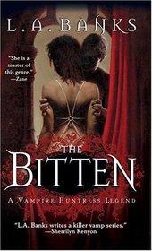 The Bitten (Vampire Huntress, Bk 4)