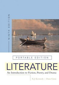 Literature: An Introduction to Fiction, Poetry, and Drama, Portable Edition