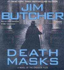 Death Masks Unabridged CDs