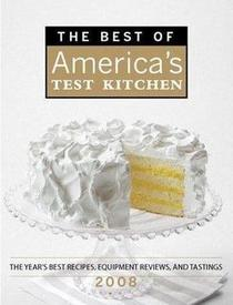 The Best of America's Test Kitchen 2008