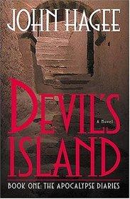 Devil's Island     (audio) : Book One:  The Apocalypse Diaries