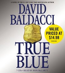 True Blue (Audio CD) (Abridged)
