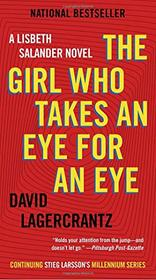 The Girl Who Takes an Eye for an Eye (Millennium Series)