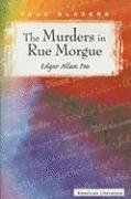 The Murders in Rue Morgue (Tale Blazers)