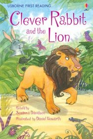 Clever Rabbit and the Lion (First Reading)