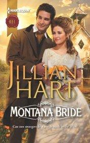Montana Bride (Harlequin Historicals, No 1099)