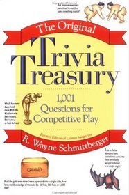 The Original Trivia Treasury : 1,001 Questions for Competitive Play