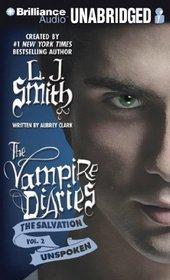 Unspoken (The Vampire Diaries: The Salvation)