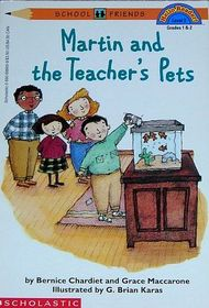 Martin and the Teacher's Pets (Hello Reader!, Level 3)