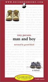 Man and Boy (Unabridged Audio Cassette)