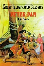 peter pan ( great illustrated classics)