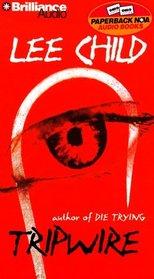 Tripwire (Jack Reacher, Bk 3) (Audio Cassette) (Abridged)