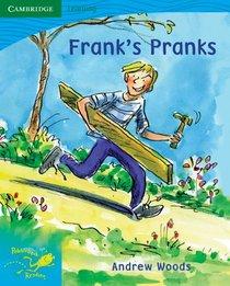 Pobblebonk Reading 3.6 Frank's Pranks