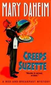 Creeps Suzette (Bed-And-Breakfast, Bk 15)
