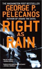 Right as Rain (Derek Strange & Terry Quinn, Bk 1)