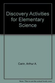 Discovery Activities for Elementary Science