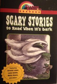 Scary Stories to read when its dark