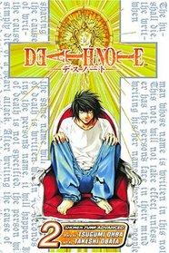 Death Note, Vol 2