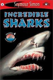 Incredible Sharks (Seemore Readers)