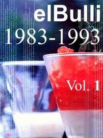 El Bulli 1983-1993