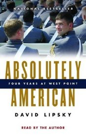 Absolutely American : Four Years at West Point (Audio Cassette)
