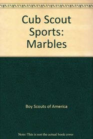 Cub Scout Sports: Marbles