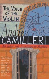 The Voice of the Violin (Inspector Montalbano, Bk 4)