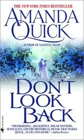 Don't Look Back (Lavinia Lake and Tobias March, Bk 2)