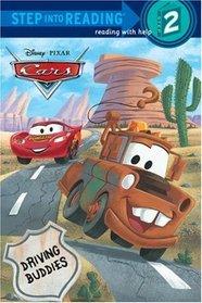 Driving Buddies (Step into Reading, Step 2) (Disney Pixar Cars)