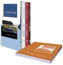 Literature: An Introduction to Fiction, Poetry, Dramad Writing, Portable Edition Value Package (includes Handbook of Literary Terms: Literature, Languageory)