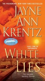 White Lies (Arcane Society, Bk 2)