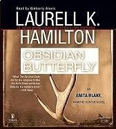Obsidian Butterfly Abridged CDs (Anita Blake, Vampire Hunter, No 9)