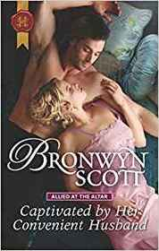 Captivated by Her Convenient Husband (Allied at the Altar, Bk 4) (Harlequin Historical, No 1451)