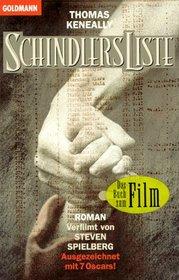 Schindler's Liste (German Edition)