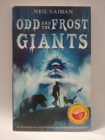 Odd and the Frost Giants WBD Book