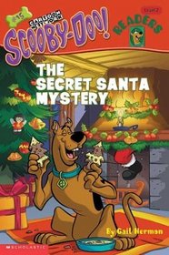 The Secret Santa Mystery (Scooby-Doo Reader, Level 2, Bk 15)