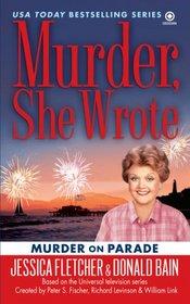 Murder on Parade (Murder She Wrote, Bk 29)