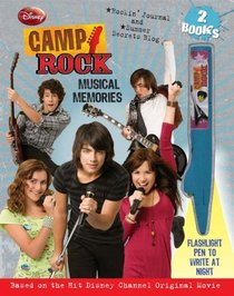 Disney Channel's Camp Rock: The Musical Memories (Disney Channel's Camp Rock)