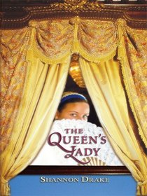 The Queen's Lady (Thorndike Press Large Print Romance Series)