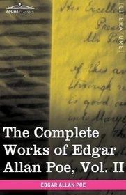 The Complete Works of Edgar Allan Poe, Vol. II (in ten volumes): Tales